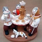 Народные промыслы: Каргопольская игрушка