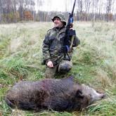 Охотники - вооруженные друзья животных