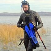 Подводная охота в Бурятии-2012