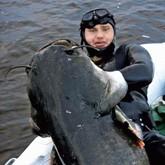 Подводная охота: Гиганты пресных водоемов