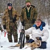 Охота на волков на Миорщине