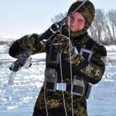 Рыбалка среди айсбергов: III чемпионат по подводной охоте