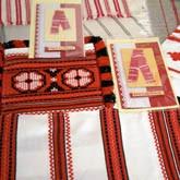 Народные промыслы: Красна изба рушниками
