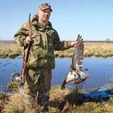 Охота на гуся: Перехитрить гуся непросто