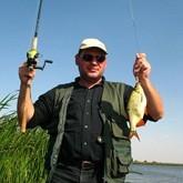 Платная рыбалка – это всегда игра на вываживание