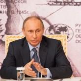 Владимир Путин вручил гранты РГО 2013 года
