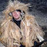 Охота на гуся в Романовском районе Новосибирской области