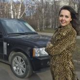 Ольга Шелест: Range Rover — роман всей моей жизни