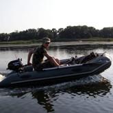 Выбор двигателя для лодки-одиночки