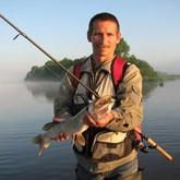 Рыбопромысловые участки Самарской области, отведённые под организацию любительского и спортивного рыболовства
