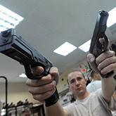 Закон об оружии: Мушка-кормушка