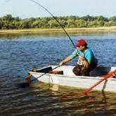 Как мы в Кемерове пытались поймать большую рыбу