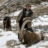 Охота на горного козла и косулю в Казахстане