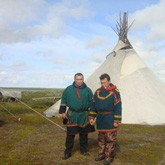 В краю морошковых полян и северных сияний
