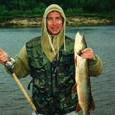 Рыбачим на Рузском водохранилище