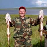 Осенняя рыбалка в Саратовской области