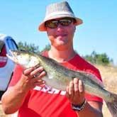 Рыбалка в Донецкой области. Ловля судака