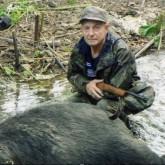 Охотник на медведей без руки - 74 медведя за 68 лет. Советы молодым охотникам