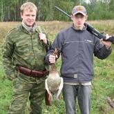 Охота на уток в середине осени: Где искать утку