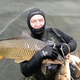 Охота на сазана в Минской области