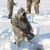 Как научить сверлить отечественный ледобур: Зимняя рыбалка