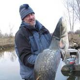 Сом: ловля на каналах Ставрополья