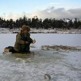 Зимняя рыбалка: По первому льду на семь верст уйду