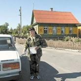 Орлан-белохвост над чернобыльским безлюдьем
