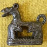 Редкие экспонаты: Пермский звериный стиль