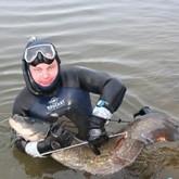 Пять дней подводной охоты на Ахтубе