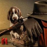 Оружейный салон Охотничий двор поздравляет с Новым 2012 годом