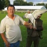 Бахыт Карнакбаев: Поставить на крыло соколиную охоту