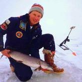 Зимняя рыбалка на щуку на Урале