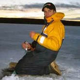 Зимняя рыбалка на мормышку
