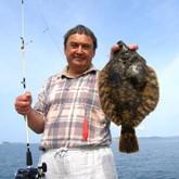Рыбалка на Японском море