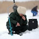Ловля густеры и уклейки зимой