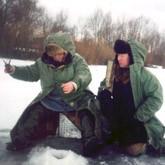 Рыбацкое счастье семьи Ивановых