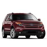 Новый внедорожник - Ford Explorer 2013