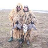 Охота на гуся и охота на тетерева