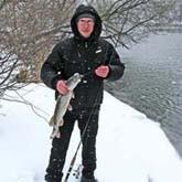 Открытие рыболовного сезона в Подмосковье