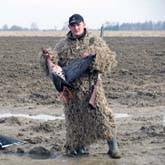 Весенняя охота в Подмосковье, Тверской области и в тайге