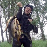 Подводный охотник из Тюмени хочет заняться рыбоводством