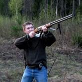 Весенняя охота на вальдшнепа на базе Долголуговского охотхозяйства