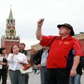 Россия для иностранцев по-прежнему страна водки, икры и матрешек