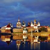 Архимандрит Порфирий: Соловецкий монастырь
