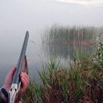 Женщина с ружьем руководит орловскими охотниками