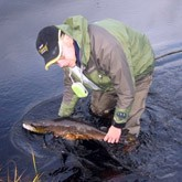 Спортивная рыбалка: Поймал - отпусти