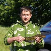 Рыбалка в июне на реке Сейм