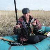 Ловля карася на озерах в Курганской области