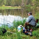 Рыбалка летом: Где ловить рыбу?